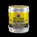 Kit de fibra de vidro 250gr