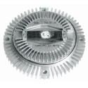 Embraiagem, ventilador do radiador