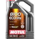 MOTUL 8100 ECO LITE 0W20 5L
