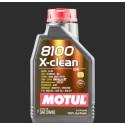 MOTUL 8100 XCLEAN C3 5W40 1L