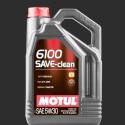 MOTUL 6100 SAVE-CLEAN 5W30 C2 5L