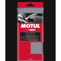 Microfiber Motul Cleaner.